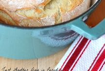 Recipes / by Melissa Bibza