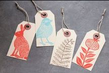 tag / gift tags / by Felicity Godwin
