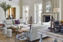 Living Rooms / by Aguanno & Kemp