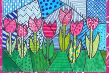 Art ideas / by Rhona Harkness