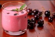 Beverages / I love juice more than those awful sodas, its healthier for me, a cold fruity drink can remove the thirst of my soul on this sunny weather. / by Tasnuva Jahan