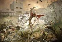 History & Myths / History and myths / by Víctor Gondra