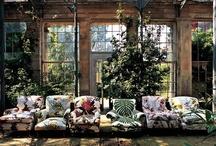 Interior Design & Living Space / by Louise Amanda