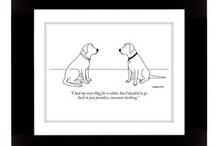 new yorker cartoons / by jan melick weintraub