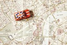 fun-Britain x a road well travelled / by Melle Laing