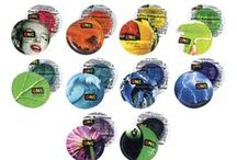 Wear the Rainbow / ONE Condoms Color Sensations Mix: A rainbow of condoms! Colorful packages and colorful product. / by ONE Condoms
