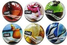 Flavorful Fun / One Condoms Flavor Waves Mix: Current mix of flavored condoms! / by ONE Condoms