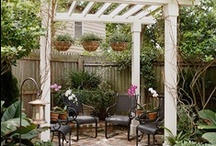 Outdoor Spaces / by Kim Wood