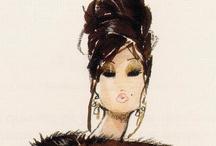 fashion illustration / by Deanna Crabb