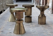 tables - coffee & side / by Alan Mainer