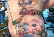 Tattoos / by Katie Fermin