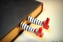 Bookish Pinterest / by Furry Librarian