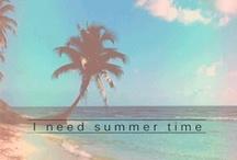 Summer Days Drifting Away ☼ / Summer means fun, sunshine, and no worries ☼  / by Alexandra R