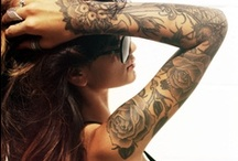 Tattoos For Girls! / by Anna Portugal