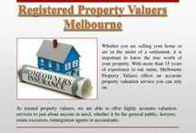 Registered Valuers Melbourne / Whether you are selling your home or are in the midst of a settlement, it is important to know the true worth of your property. With more than 15 years of experience to our name, Melbourne Property Valuers offers an accurate property valuation service you can rely on.  / by Land Valuers Melbourne