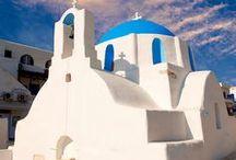 Greek churches / by Emmelia Pagidas