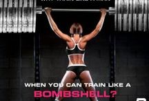 Bombshell Fitness Lifestyle / This is the place for all COOL Bombshell Fitness Lifestyle pins. / by Bombshell Fitness