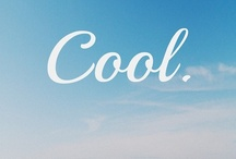 Cool / by GR