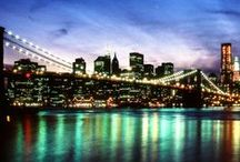 New York City / I Love New York! / by Paula R Bailey