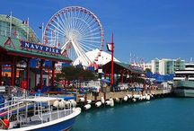 Navy Pier / Chicago / by Paula R Bailey