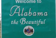 Alabama: Places I've Visited / by anna stanfield