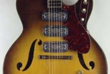Beautiful Old and New Guitars / Beautiful and Unusual Guitars / by Ron Davis