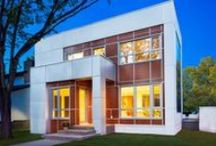 Residential Window and Door Designs / A collection of images of residential projects with Innotech windows and doors. / by Innotech Windows + Doors