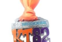 Medals & Bling / Finisher medals are an important part of the race experience so we have created a great selection of must-have quality medals. Every event features a new design and theme.  / by GO! St. Louis