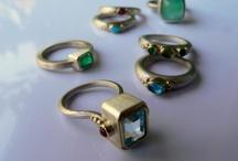 Jewelry Ideas / by Toni Grigoriu