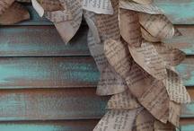 Recyclen & Upcyclen / Van oude spullen weer nieuwe dingen maken / by Elenea Hobby