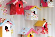 DIY kewl crafts / Sewing & glueing and lots of other craftsy ideas / by Gunnvor Karita (((wingsofwhimsy)))