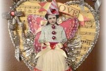 DIY Vintage Mixed Media / Mixed media inspiration, to go make our own variations :-) / by Gunnvor Karita (((wingsofwhimsy)))