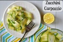 Zucchini recipes / Recipes to make delicious and healthy meals from zucchini!  / by Gosia | Kiddie Foodies
