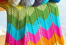 For the Love of Yarn, Needles & Hook / by Helena Georgette