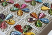 card, paper, scissors / by Vicki Schoenbeck