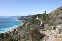 Mountain Bike Finale Ligure, Italy / by Todd Lundell