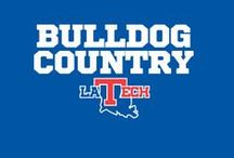 Bulldog Country / Where our Bulldog fans live, work, and play! What does Bulldog Country mean to you? / by LA Tech Sports