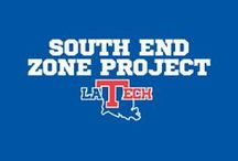 South End Zone Project / The latest updates on the construction of the South End Zone Project, part of The Quest for Excellence. / by LA Tech Sports