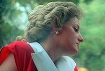ROYALS:BRITAIN:DIANA, PRINCESS OF WALES / by BETTY GORDON