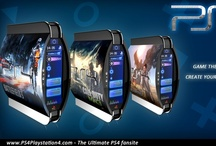 PS4 Concepts - Playstation 4 / A collection of some of the best PS4 concept artwork out there. / by PS4 Experts