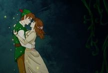 All things Peter Pan! / by Britney Giest