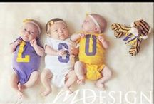 All Things LSU / by Kimberly Williams