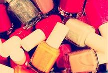 Pretty Nails! / by Kensley Eaves