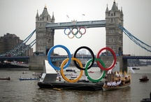 """Olympics / """"Being an Olympian is the ultimate test of one's sporting ability.""""   / by Sharon Hall"""