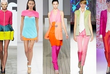 Color blocking fever / by Magic Chic
