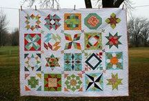 Quilt tutorials / by Laurie Levitt