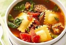 chili, soups , and stews  / by Kelli Fires