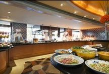 Grand Cafe, Hotel Buffet / by Grand Hyatt Beijing At Oriental Plaza
