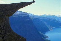 Norge (Norway - Norwegen - Noreg - Noruega - 挪威 - ノルウェー) / Norway / by Frk. Fryd