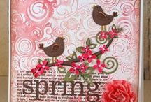 iostamps - Spring / by Impression Obsession